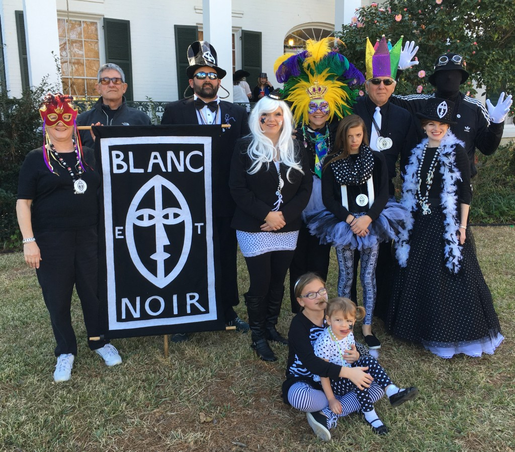 Arkansas Group- 2016 costumes all made for parade!